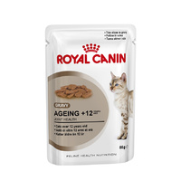 Royal Canin Feline Ageing +12 in Gravy - 85g