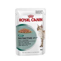 Royal Canin Feline Instinctive +7 in Gravy - 85g