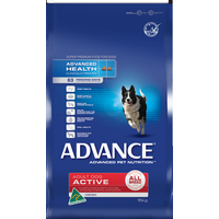 Advance Active All Breed Dog Food - Chicken - 15kg