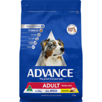 Advance Adult Dog Total Wellbeing All Breed - Chicken - 3kg