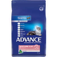 Advance Mature Cat - with Fish - 3kg