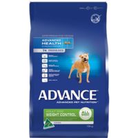 Advance Weight Control All Breed - Chicken - 13kg