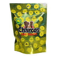 Charcos Charcoal Dog Treats - 200g