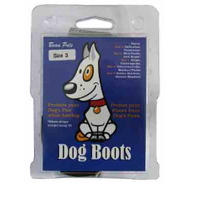 Beau Pet Dog Boots (2 pack) - Size 4