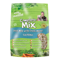 Vet's All Natural Complete Mix Cat/Kitten - 1kg
