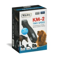WAHL KM-2 Two Speed Pet Clipper Kit