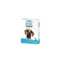 Sentinel Spectrum for Large Dogs 22-45 kgs - 6 Pack - Blue