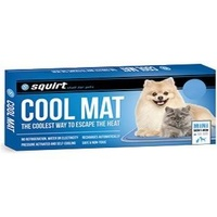 Squirt Cool Mat for Dogs and Cats - Mini - 50cm x 40cm
