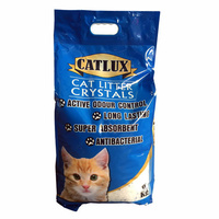 Catlux Cat Litter Crystals - 6kg