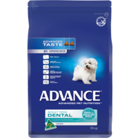 Advance Dental Small / Medium Breed - Chicken - 3kg