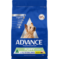 Advance Puppy Plus Rehydratable Toy/Small Breed - Chicken - 3kg