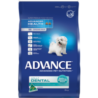 Advance Dental Small / Medium Breed - Chicken - 8kg
