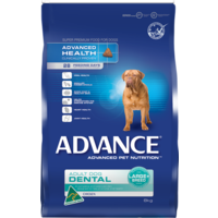 Advance Dental Large+ Breed - Chicken - 8kg
