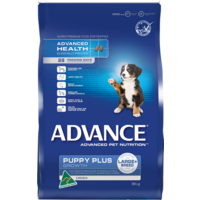 Advance Puppy Plus Growth Large + Breed - Chicken - 8kg