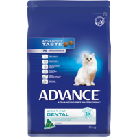 Advance Dental Adult Cat - Chicken - 3kg