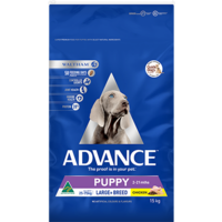 Advance Puppy Plus Growth Large + Breed - Chicken - 15kg