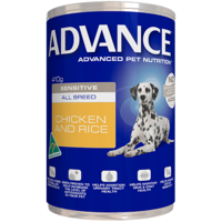 ADVANCE Adult All Breed Dog Sensitive - Wet - 410g