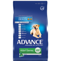 Advance Weight Control - Large + Breed - 13kg