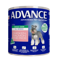 ADVANCE Adult Dog Chicken and Salmon - Wet - 700g
