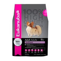 Eukanuba Adult Dog Small Breed - 3kg