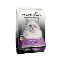 Black Hawk Chicken & Rice Cat Food - 20kg