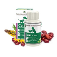 Calm for dogs & cats - 100ml - Natural Animal Solutions