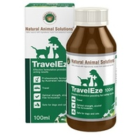 TravelEze for dogs & cats - 100ml - Natural Animal Solutions
