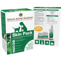 Skin Pack for Dogs & Cats - Natural Animal Solutions