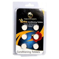 Aquatopia Betta Conditioning Tablets - 6 Tabs