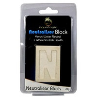 Aquatopia Aquarium Neutraliser Block - 20g