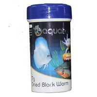 Aquatopia Dried Black Worm - 7g