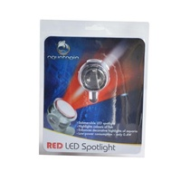 Aquatopia LED Spotlight - Red