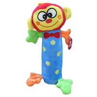 Cruncher Replacement Bottle Toy - Monkey