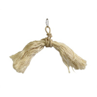 Sisal Shred Bird Toy