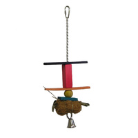 Timber Spin Bird Toy