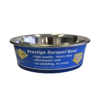 DuraPet Premium Stainless Steel Anti Skid Dog Bowl