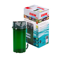 EHEIM Classic 2213 (250) External Filter with Media - up to 250L