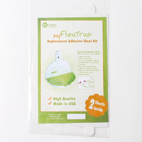 My Flea Trap Replacement Adhesive Sheets - 2 Pack