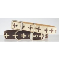 Petissimo Kross Over Dog Collar - 35cm