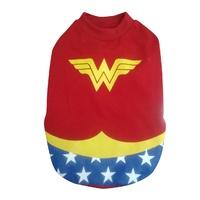 Wonder Woman Pet Costume for Dogs