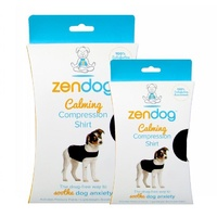 Zendog Calming Compression Shirt for Dogs