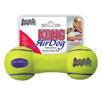 KONG AirDog Squeaker Dumbbell - Medium