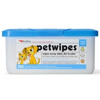 Petkin Pet Wipes - 100 Pack