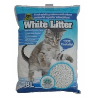 Cats Eye White Cat Litter - 8 Litres