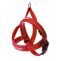 Ezydog Quick Fit Dog Harness - X-Large (84-107cm) - Red