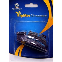 Titanic Fighter Fish Aquarium Ornament - Mini
