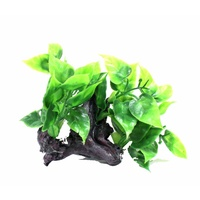 Mini Aquarium Plant with Suction Cap - Style 1