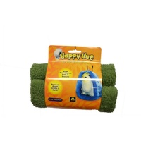 Happy Hut Bird Hideaway Snuggle - Green - Medium (23cm)