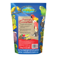Vetafarm Parrot Essentials Pellets - 350g
