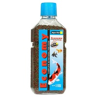 Aqua One Economy Pellet Food 2mm 350g Bottle